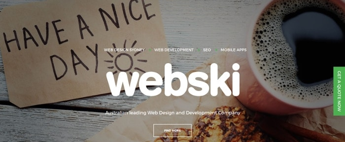 Go To Webski Solutions
