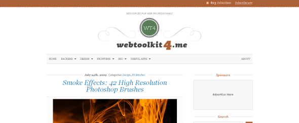 View Information about Webtoolkit4me