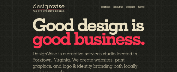 View Information about Designwise