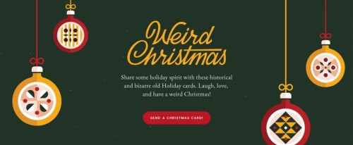 View Information about Weird Christmas