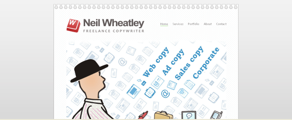 View Information about Wheatley Copywriting