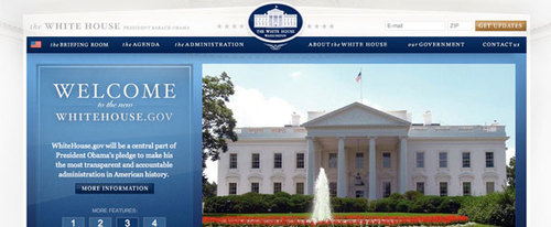 View Information about The Whitehouse