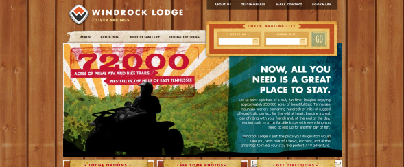 View Information about Windrock Lodge