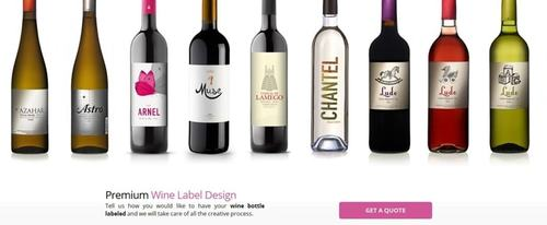 View Information about Wine Label Design