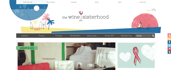 Go To Wine Sisterhood