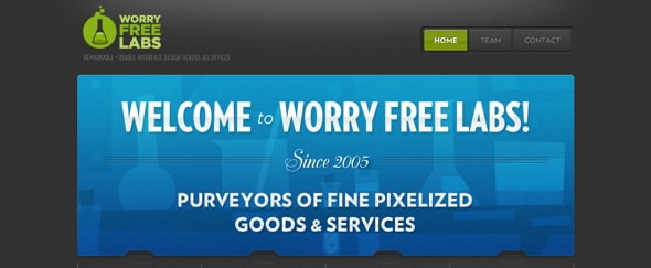 View Information about Worry Free Labs