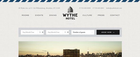 View Information about Wythe