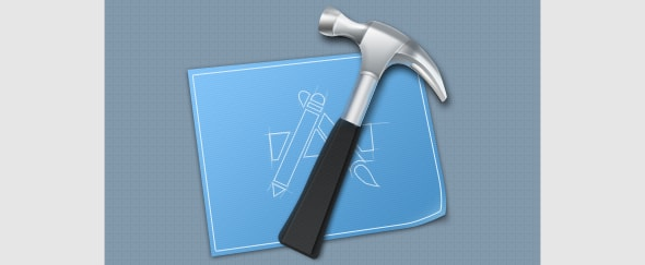View Information about Xcode Icon Concept