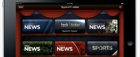 View Information about Yahoo! Entertainment