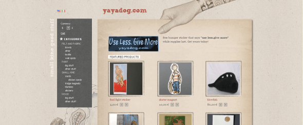 View Information about YaYaDog