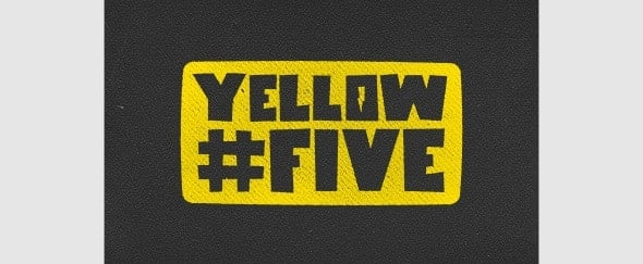 Go To Yellow Number Five