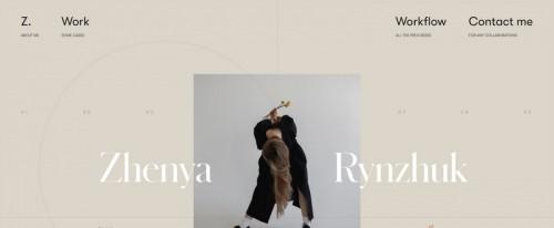 View Information about Zhenya Rynzhuk