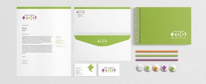 View Information about Zoo Corporate Identity