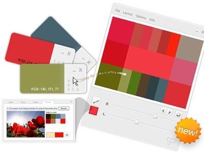 GenoPal Colour Software