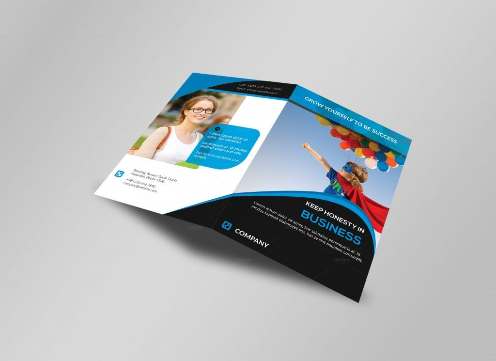70 Modern Corporate Brochure Templates – Business Brochure Design