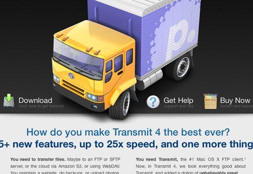Transmit FTP by Panic