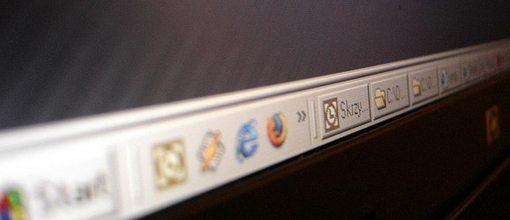Windows XP Calendar, Microsoft Outlook, Word, Office Suite