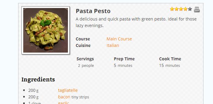 wp ultimate recipes plugin wordpress
