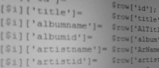 PHP app development source code