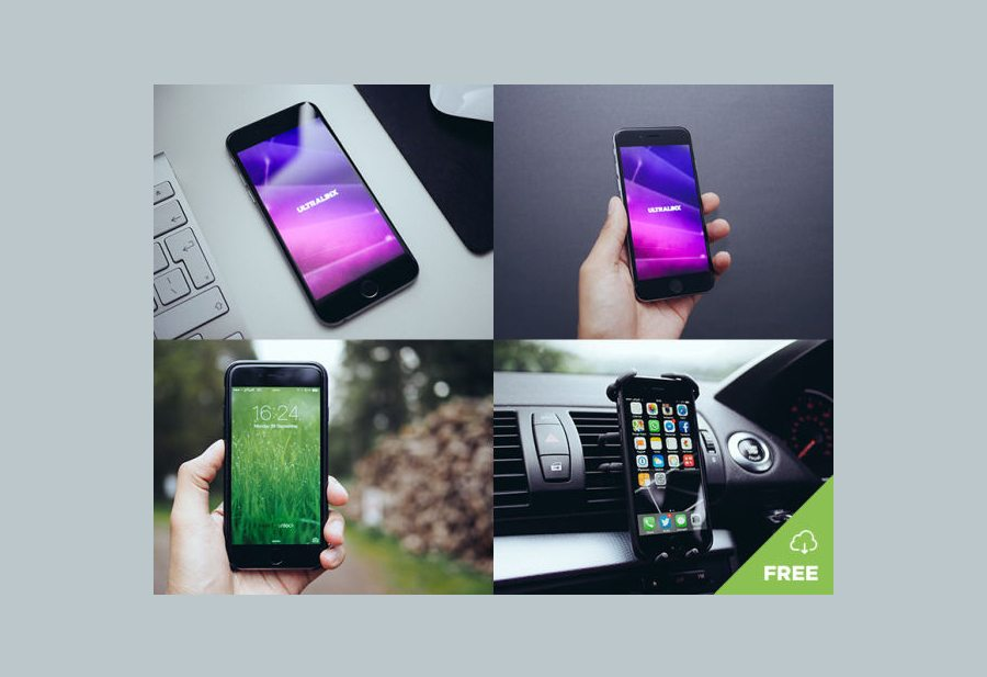 1-119 100+ iPhone PSD & Vector Mockups design tips