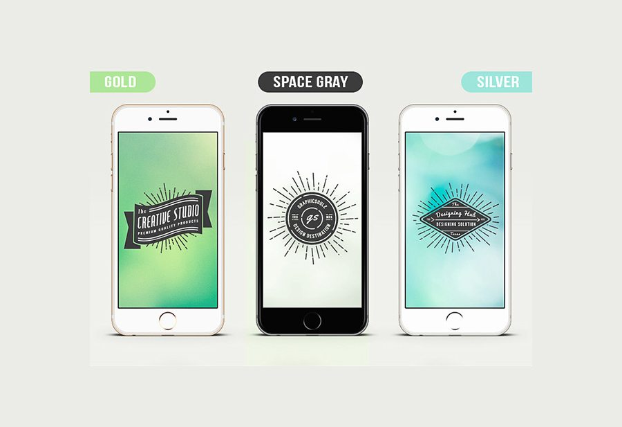 1-18 100+ iPhone PSD & Vector Mockups design tips
