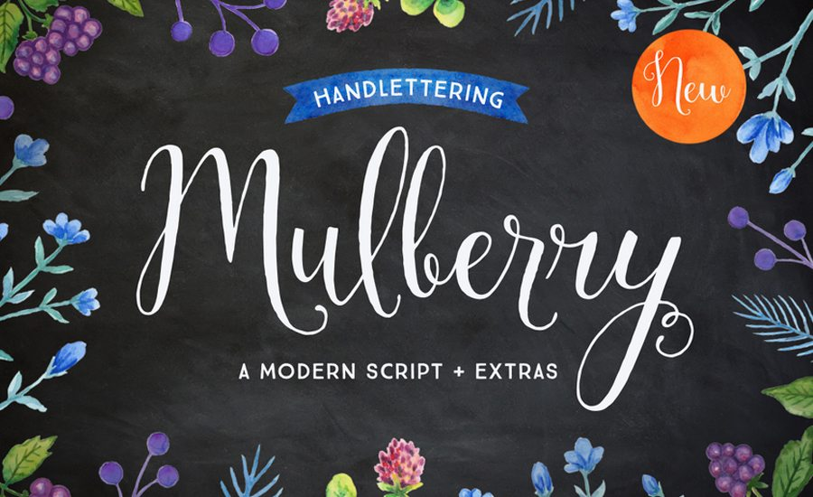 100+ Beautiful Script, Brush & Calligraphy Fonts | Design Shack