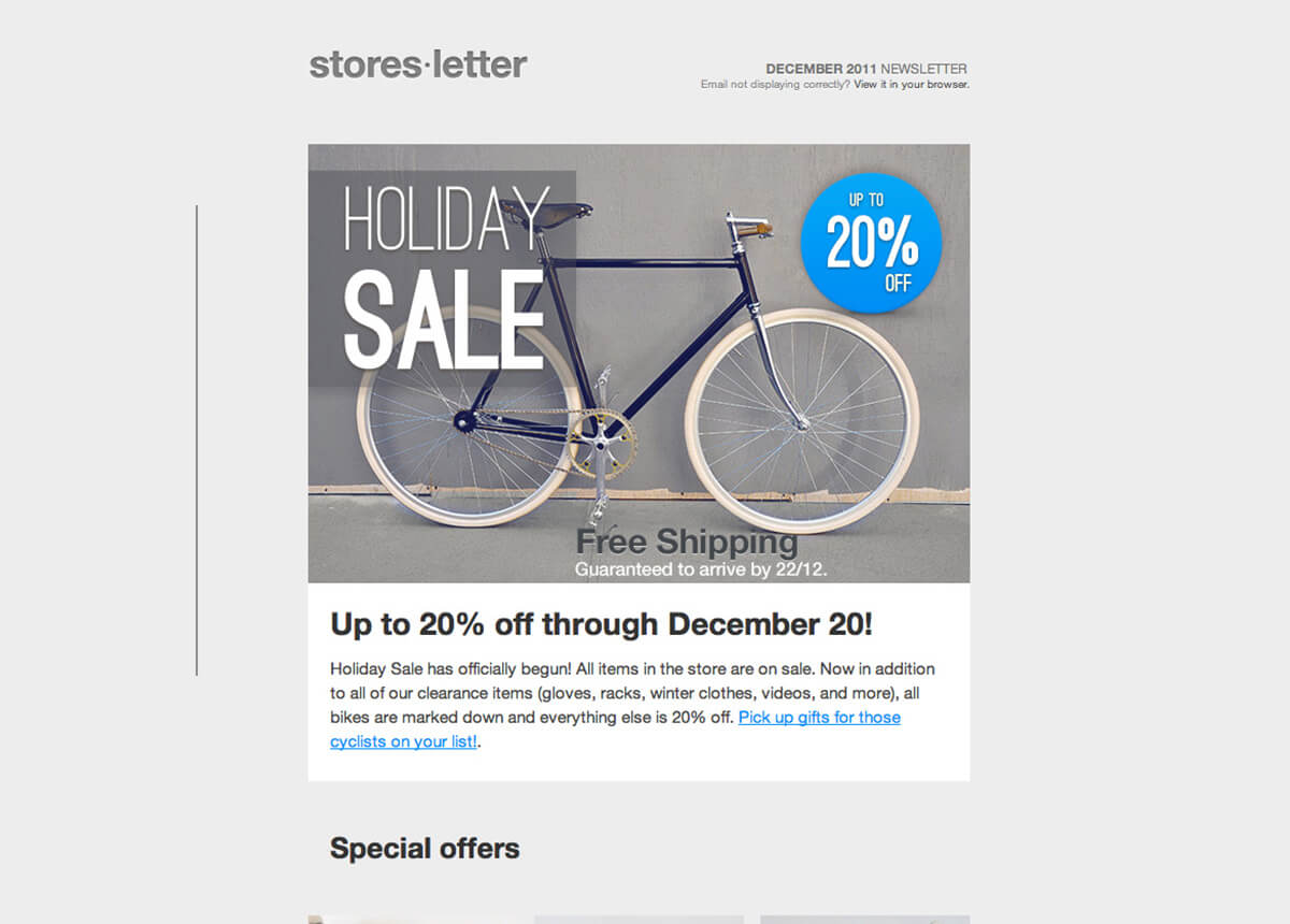 1-71 25+ Modern Responsive Email Templates design tips