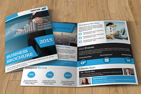 Modern Corporate Brochure Templates  Design Shack