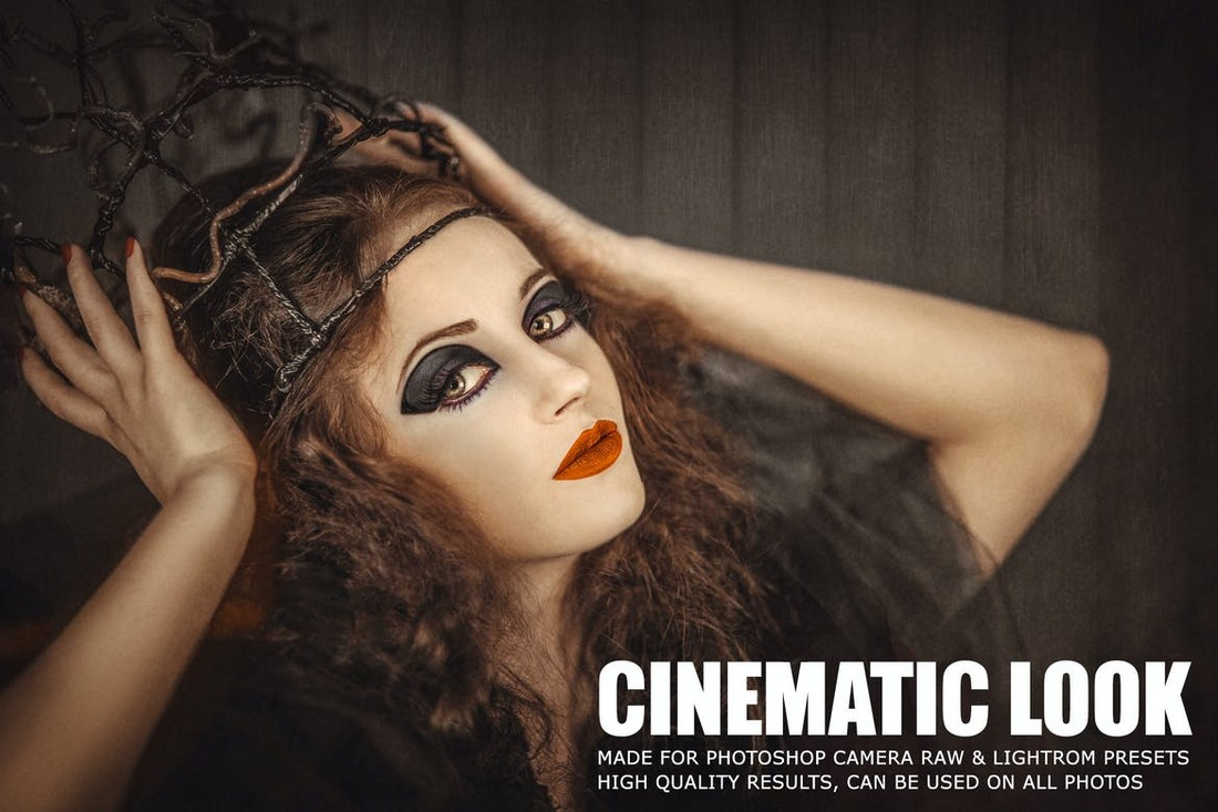 10-Film-Look-Cinematic-Lightroom-Presets 25+ Best Lightroom Presets for Instagram design tips
