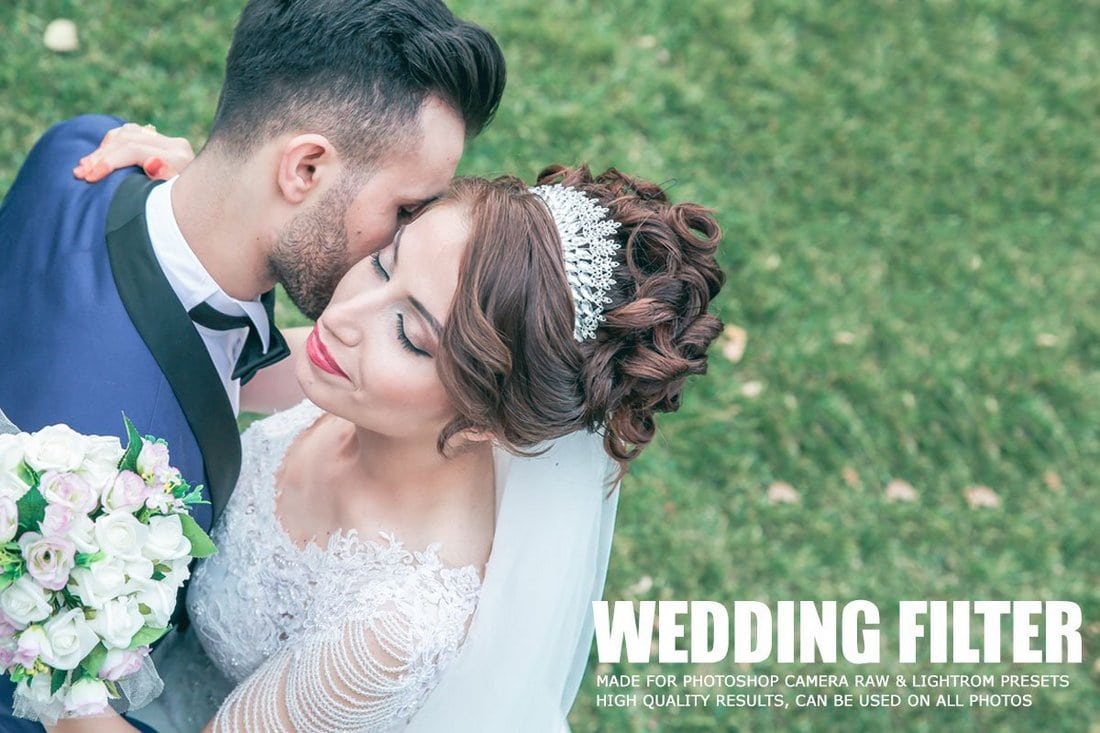 10 Free Wedding Lightroom Presets
