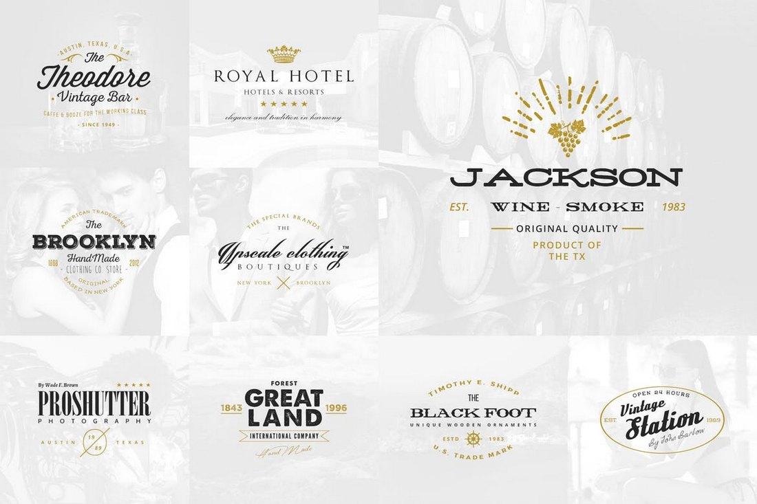 10-Hotel-Restaurant-Sign-Templates 20+ Best Sign Templates & Mockups design tips