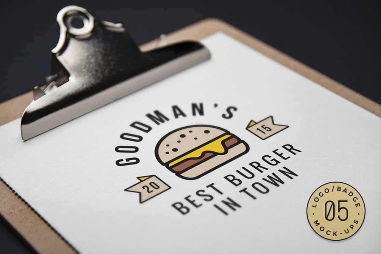 10-Logo-Badge-Mock-Ups-Vol-3 100+ Logo Mockup Templates (PSD & Vector) design tips