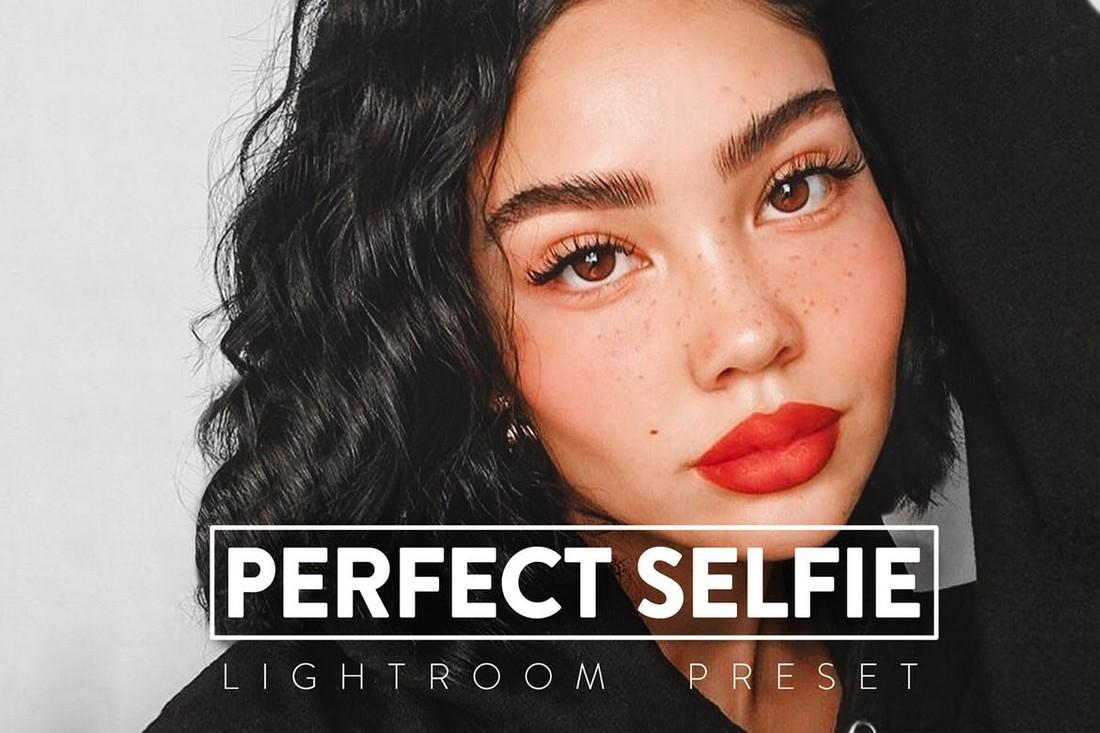 10 Perfect Selfie Lightroom Presets