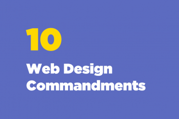10 Web Design Commandments for Every Project