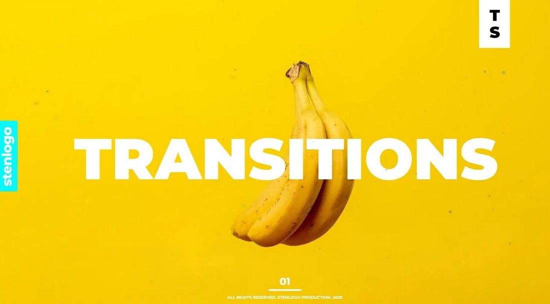 1000 Premiere Pro Transitions & Presets