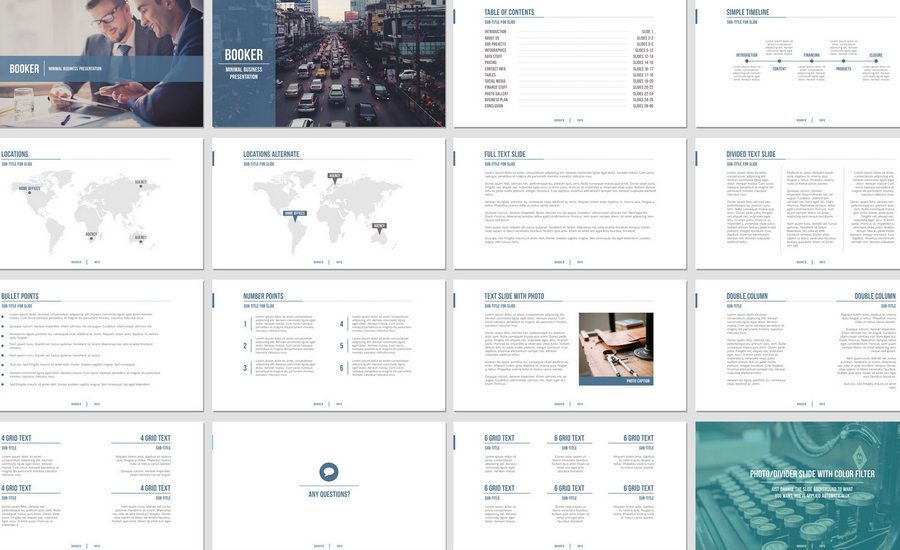 creative powerpoint templates