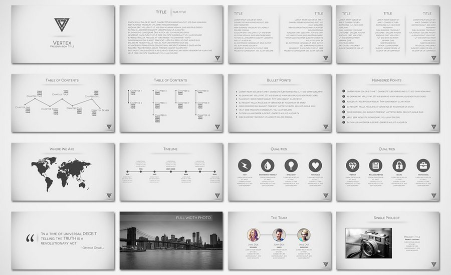 Beautiful Premium PowerPoint Presentation Templates Design Shack - Fresh cool ppt designs scheme
