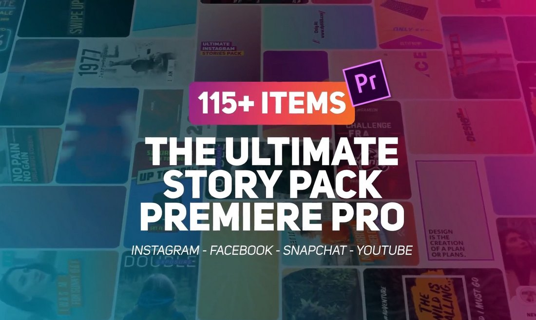 115+ Social Media Video Templates Kit
