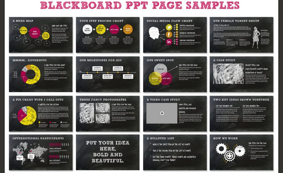 ppt template designs