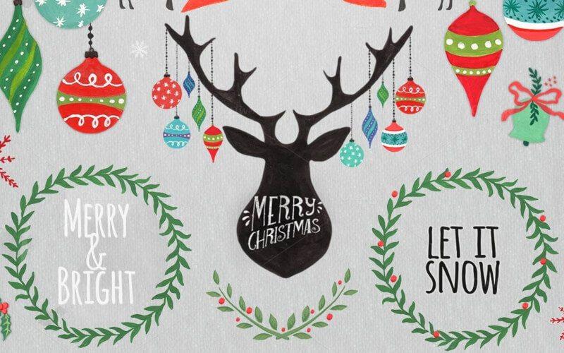 1176 70+ Christmas Mockups, Icons, Graphics & Resources design tips