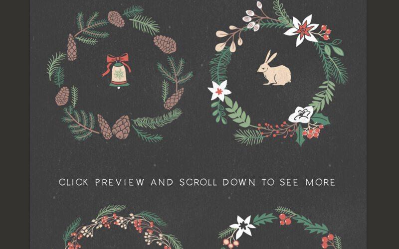 1178 70+ Christmas Mockups, Icons, Graphics & Resources design tips