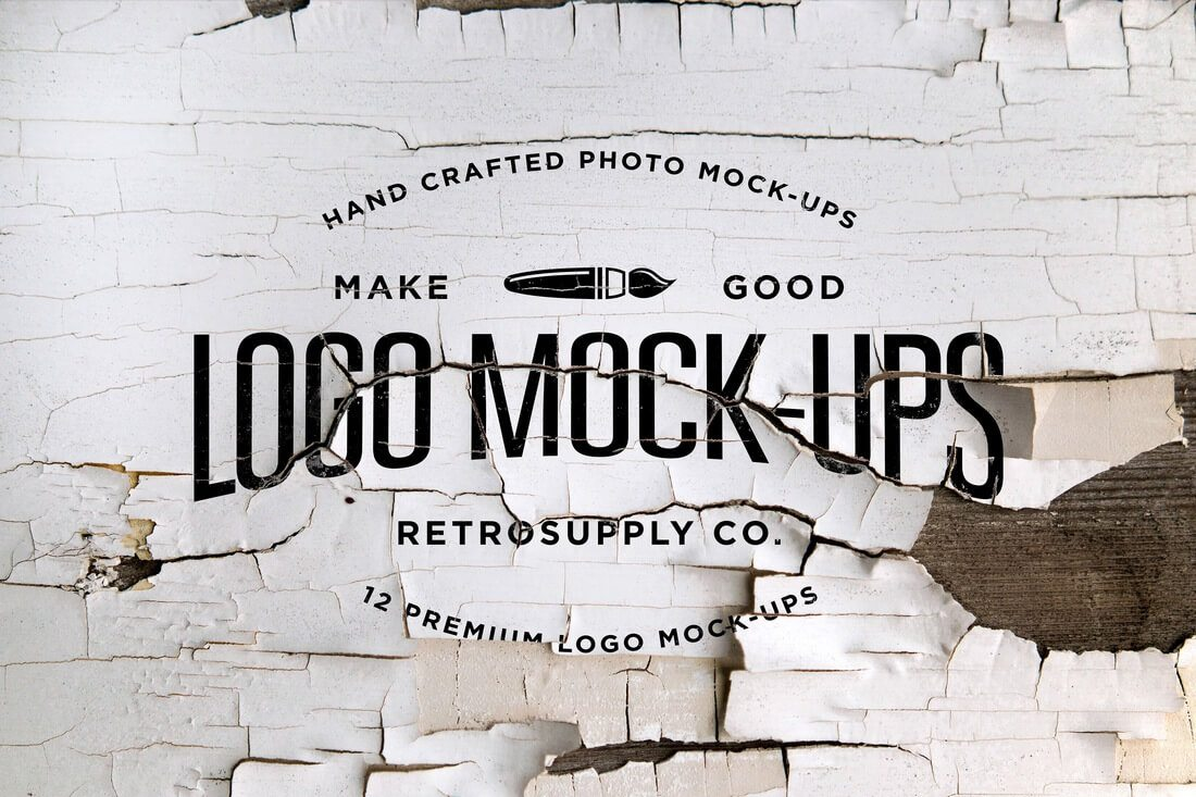 12-Vintage-Logo-Mock-ups 40+ Stunning Vintage Mockup Packs & Graphics design tips
