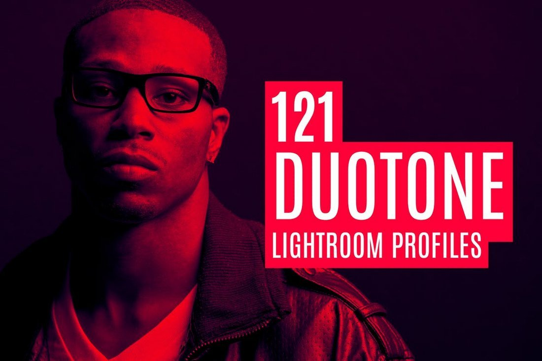 121-Duotone-Lightroom-Profiles 50+ Best Lightroom Presets for Portraits (Free & Pro) 2020 design tips