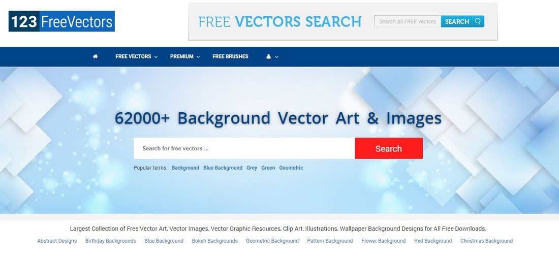 123freevectors 10 Awesome Places to Download Free Vector Art design tips