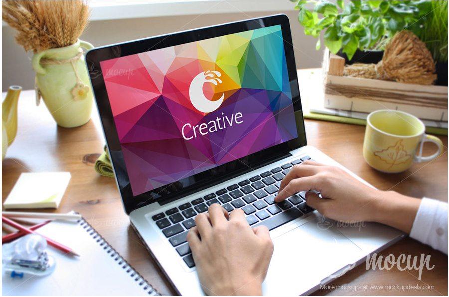 127 100+ MacBook Mockup Templates (PSD & Vector) design tips