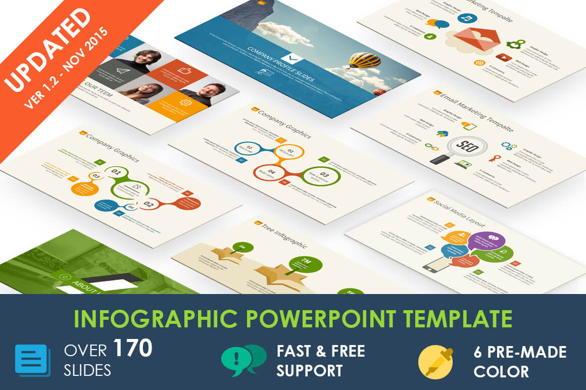 Infographics Powerpoint Template