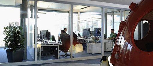 Google offices in Zurich