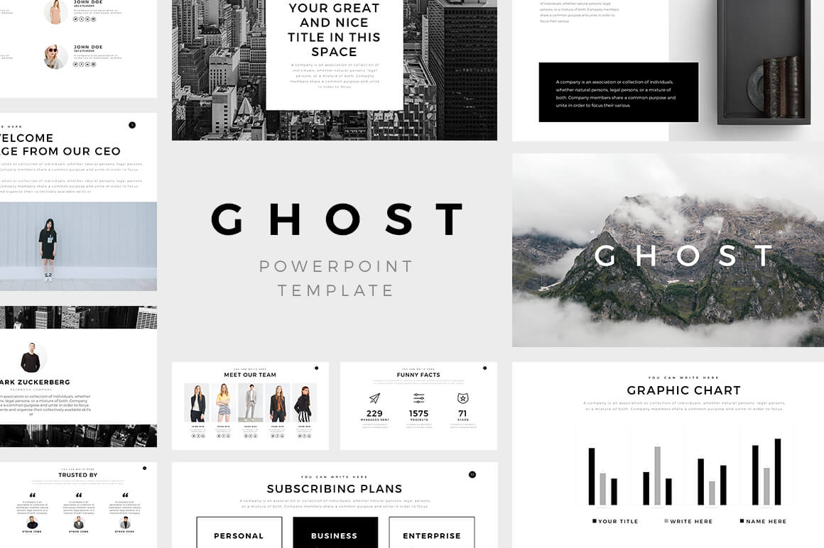20 best new powerpoint templates of 2016 design shack for Top product design companies