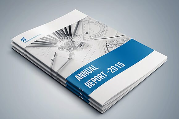 20 Annual Report Templates – Annual Reports Templates
