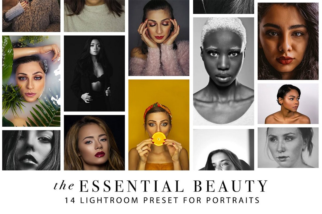 14-Lightroom-Presets-for-Portraits 50+ Best Lightroom Presets for Portraits (Free & Pro) 2020 design tips